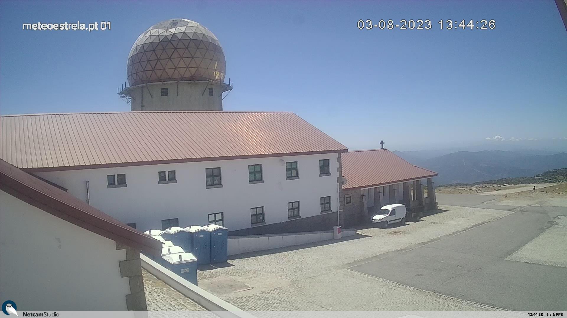 Webcam de Estancia de Ski