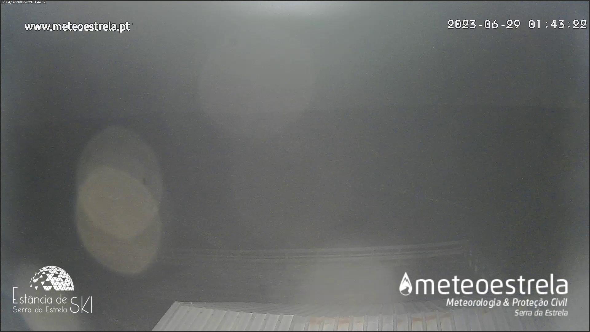 Webcam en Estancia de Ski