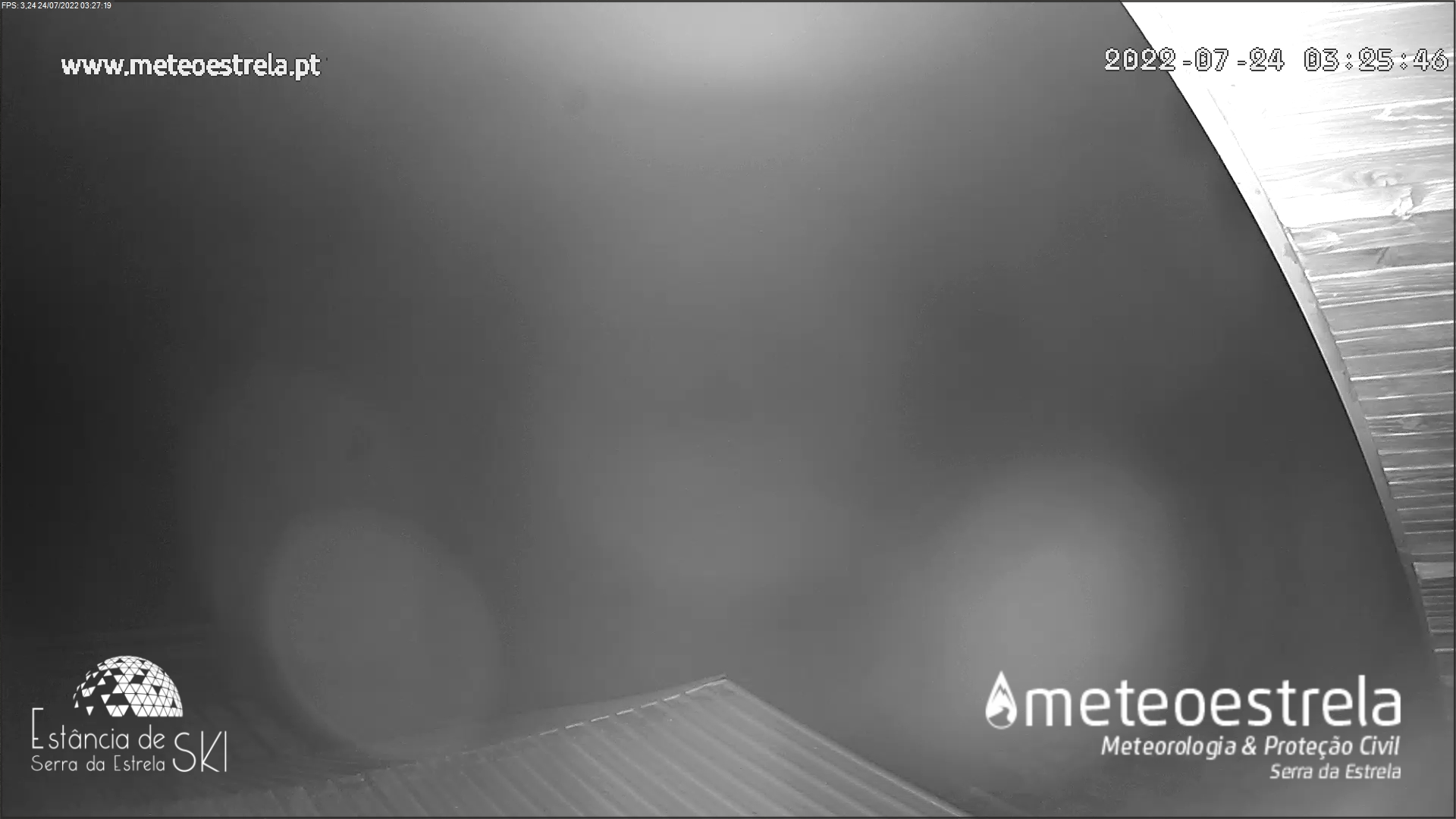 Webcam en Estancia de Ski
